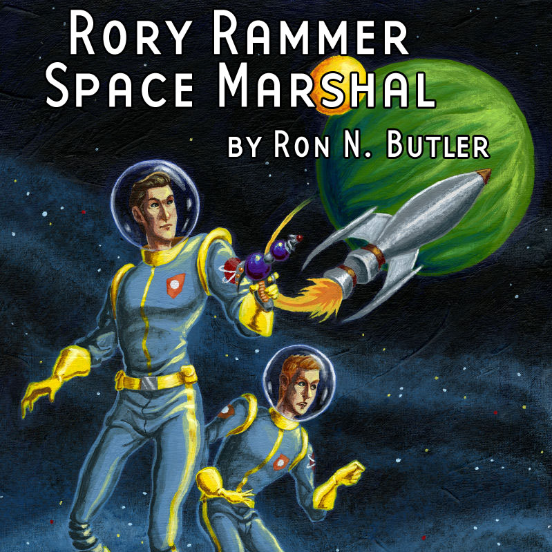Rory Rammer, Space Marshal: Volume 1