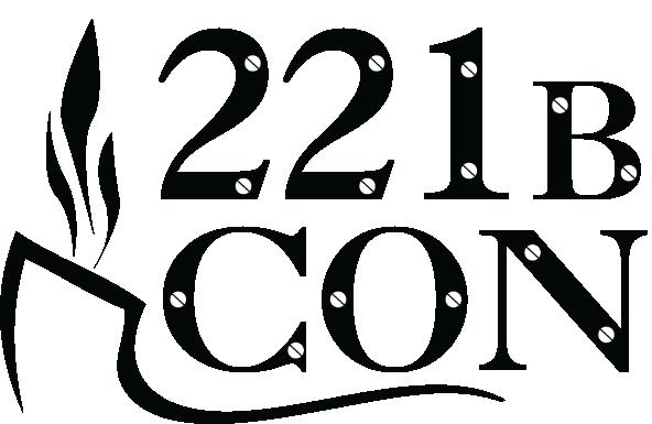221B Con artwork