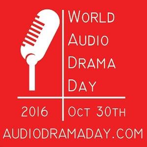 World Audio Drama Day artwork