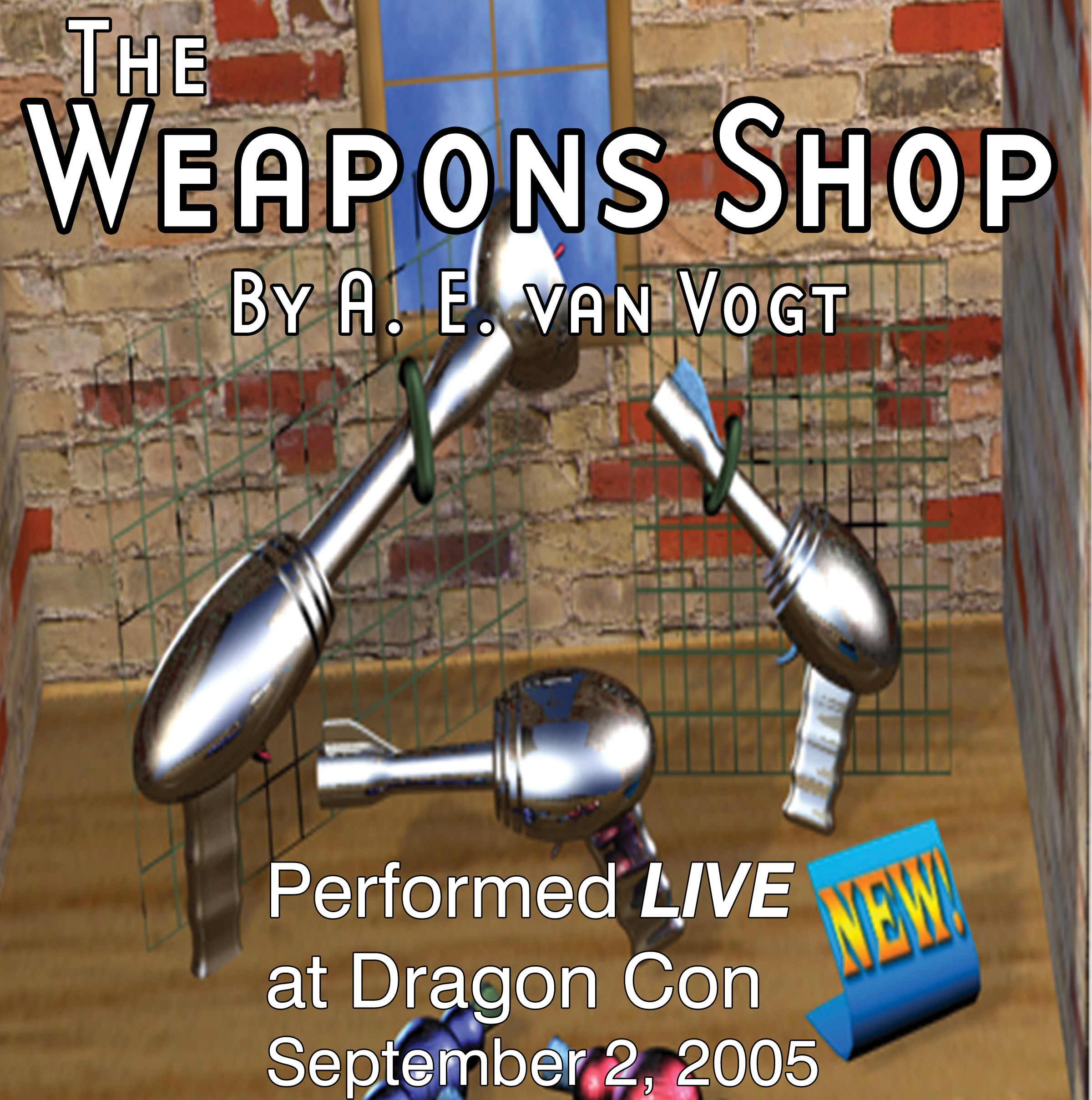 The Weapons Shop